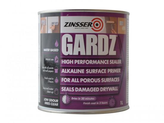 Gardz Sealer Primer 1 Litre