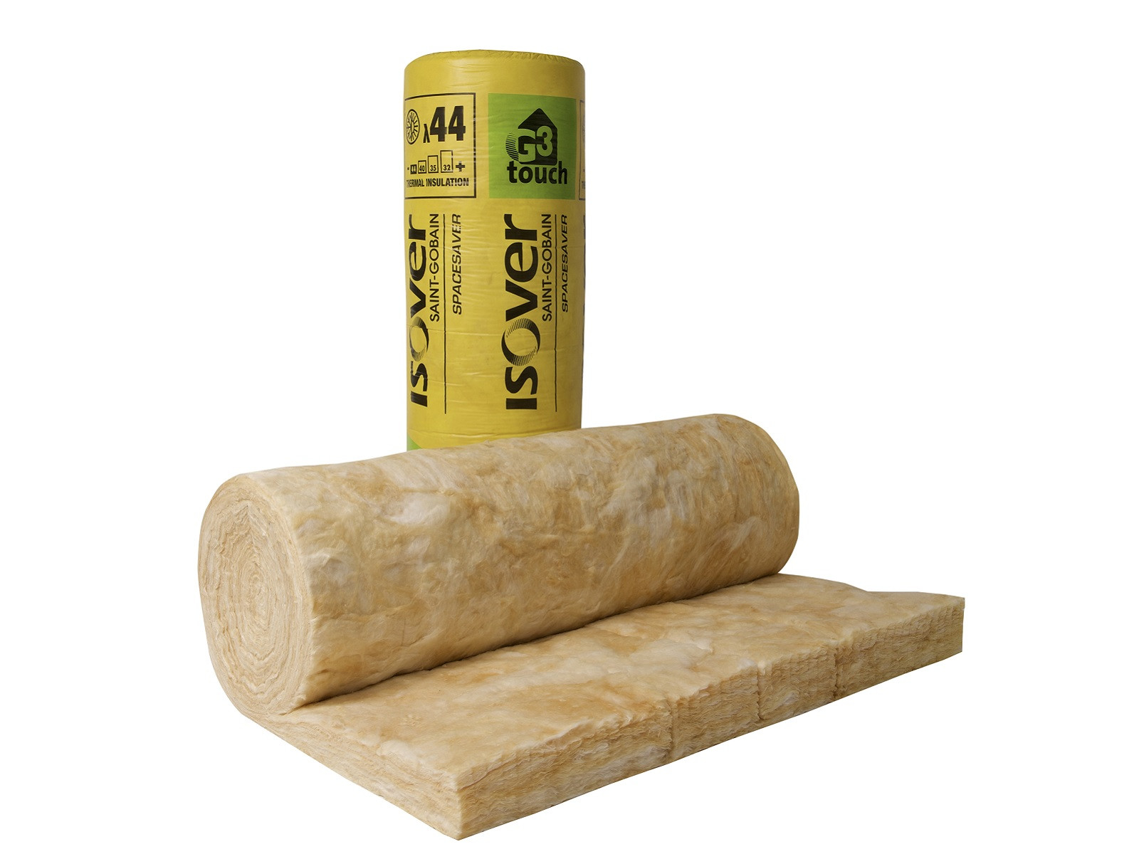 Spacesaver g3 touch mineral wool loft insulation 100mm 10 for 3 mineral wool insulation