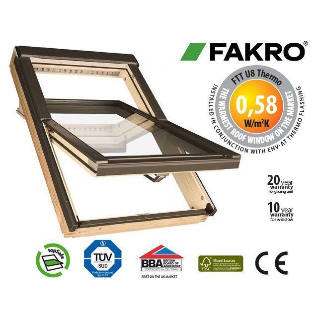 Quad Glazed Windows : Quad glazed roof window ftt u mm