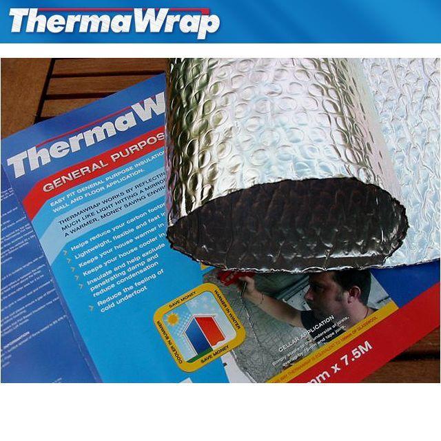 Thermawrap General Purpose Diy Foil Insulation 1m X 7m