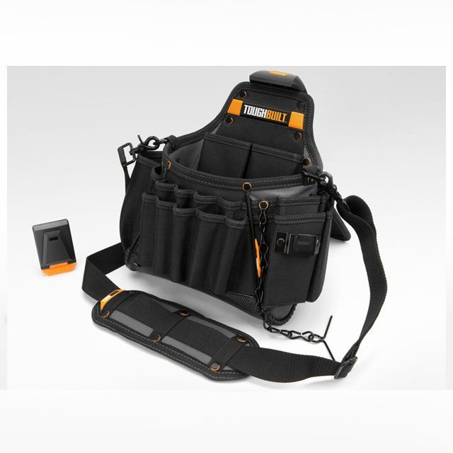 Electricians Tool Holder Pouch With Shoulder Strap