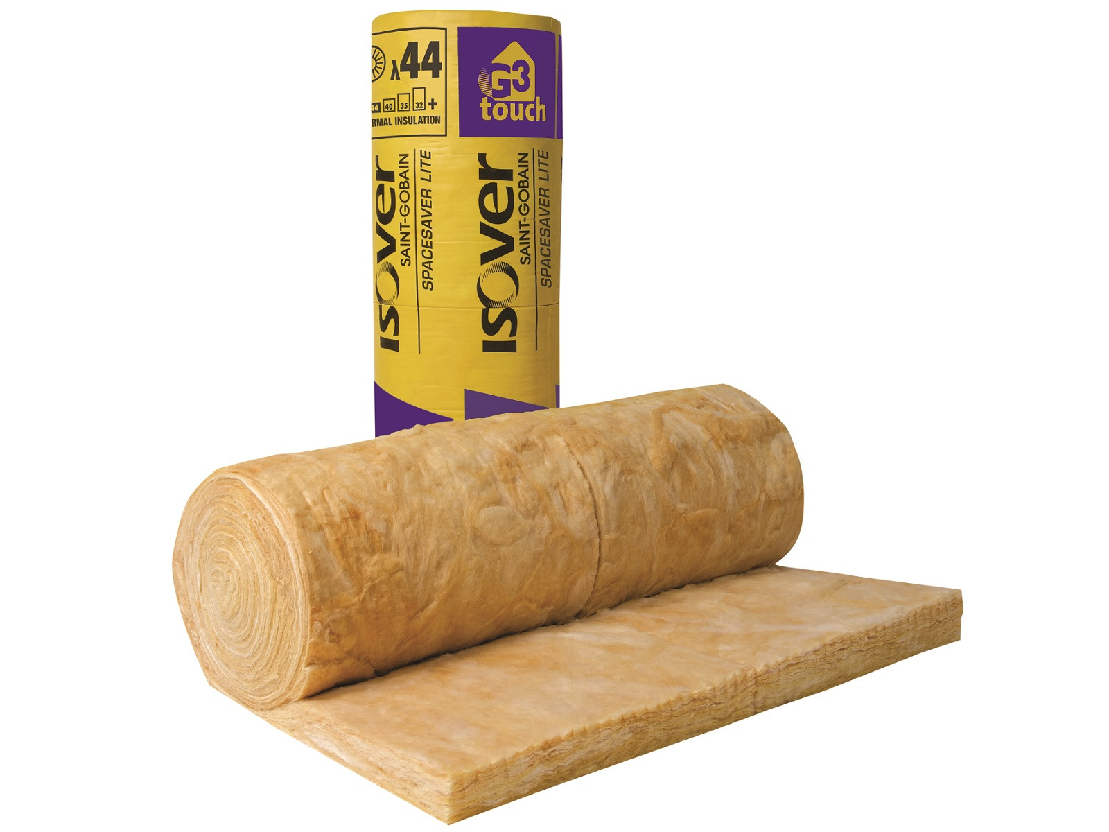 Spacesaver lite g3 touch mineral wool loft insulation for 3 mineral wool insulation