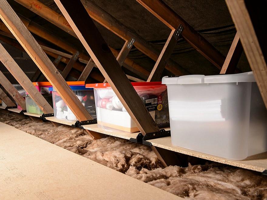 Loft Ledge Truss Shelf Kit