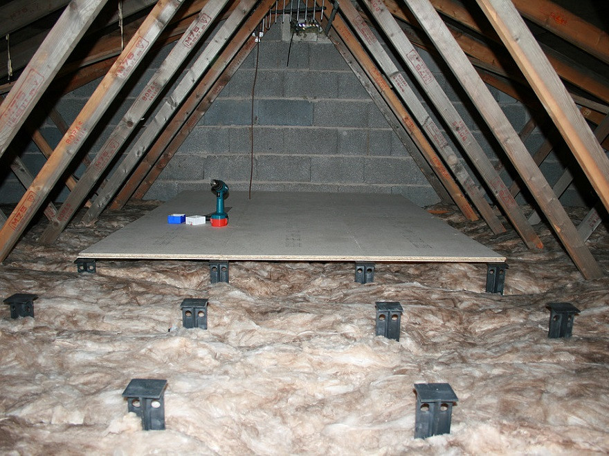 loft flooring support leg 175mm pack of 12