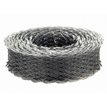 Expanded Metal Galvanised Coil 20Mtr