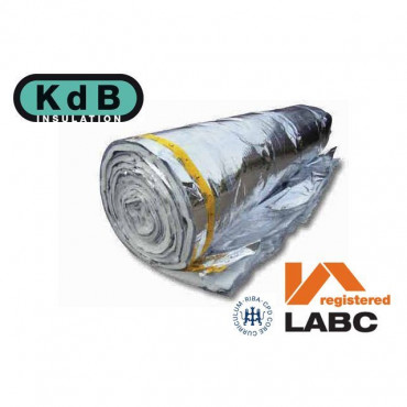 Expert 50 Multi Foil Insulation 1.5m x 10m