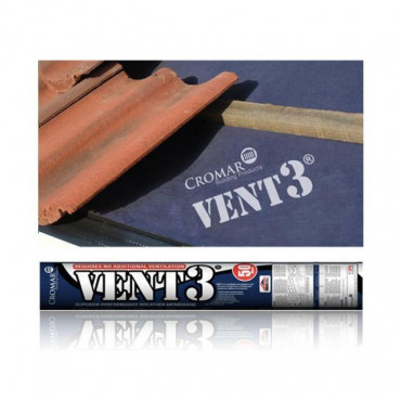 Vent 3 Breathable Roofing Membrane 1m x 50m 135gsm