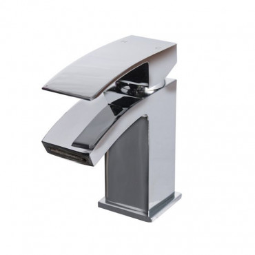 Ely Contemporary Mini Monobloc Mixer & Waste Contemporary Tap