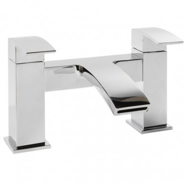 Ely Contemporary Bath Filler Tap