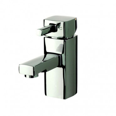 Towy Contemporary Monobloc Mixer & Waste Tap