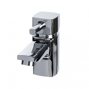 Towy Contemporary Mini Monobloc Mixer & Waste Contemporary Tap