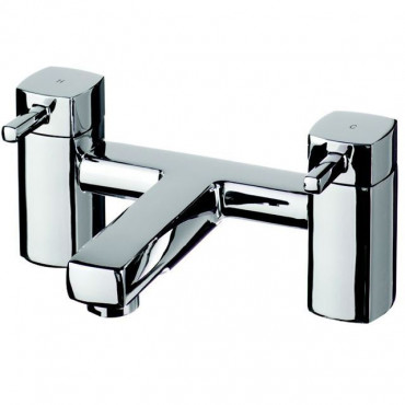Towy Contemporary Bath Filler Tap