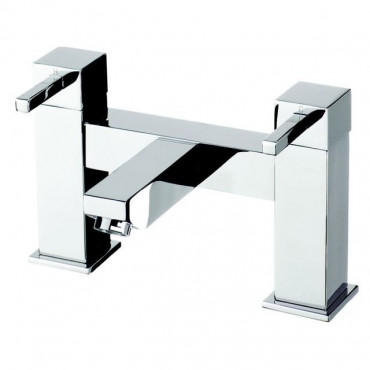 Nevern Contemporary Bath Filler Tap