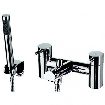 Cothi Contemporary Bath And Shower Mixer