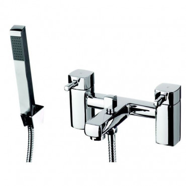 Towy Contemporary Bath And Shower Mixer