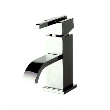 Aeron Contemporary Monobloc Mixer & Waste Tap