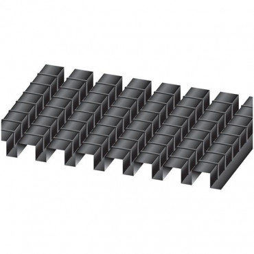 6m Eaves Vent Roll - Ventilation Tray - 4 Pack