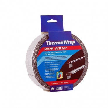 ThermaWrap Spiral Pipe Lagging