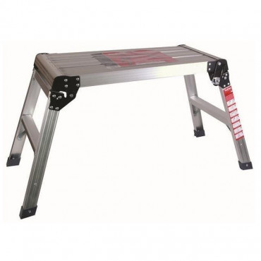 700mm Aluminium Workstand Fold Away Step Up Aluminium Platform