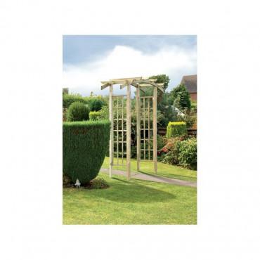 Bow Top Garden Arch