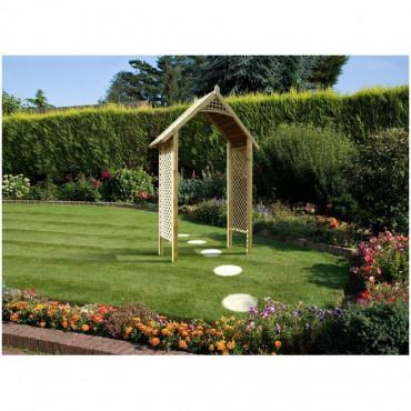 Valencia Garden Arch