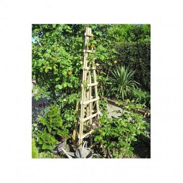 Trellis Obelisk Garden Planter