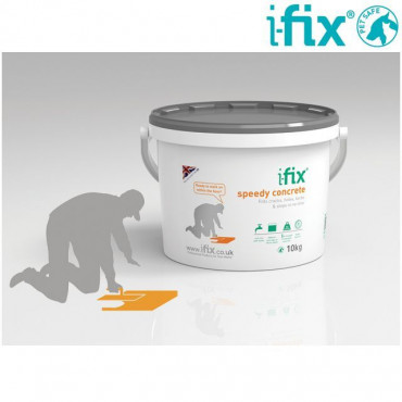 Speedy Concrete Filler Crack Repair - 10kg