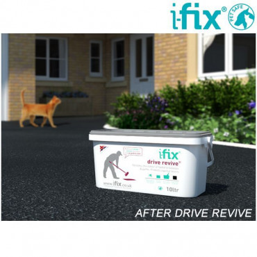 Drive Revive Patio and Driveway Cleaner Sealer - 10ltr