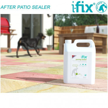 Paving Patio and Driveway Sealer - 5ltr