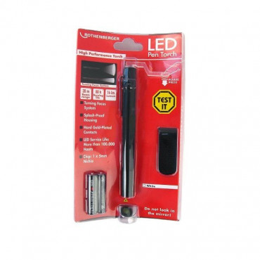 P4 Proffessional LED Pen Torch