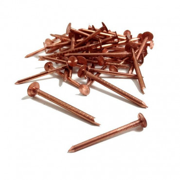 Copper Clout Nails 1kg