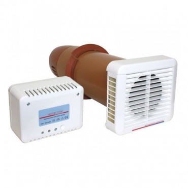 Heat Recovery Unit Ventilator Extractor Fan