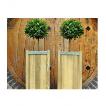 Slender Planter - 100 (h) x 40x41