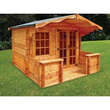 Charnwood – B Log Cabin