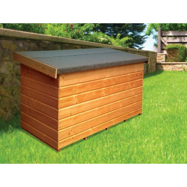 Garden Chest Compact Storage Unit / Shelter