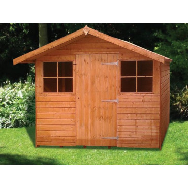 Warwick Conversion Adaptable Shed and Workshop