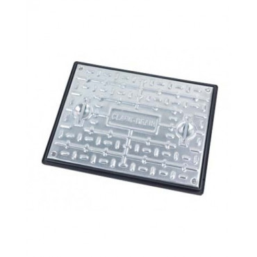 600 x 450mm 5T Sealed And Locking Manhole Cover And Frame
