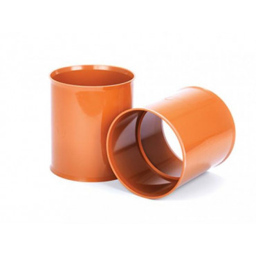 150mm Double Socket Polysewer Pipe Coupler PS601