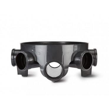 460mm Diameter Inspection Chamber Base 6 x 110mm UG440