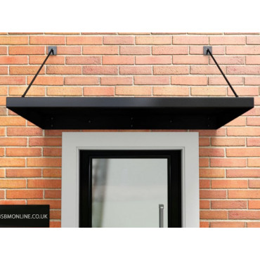 Whitemore Metal Door Canopy DDA Act Compliant