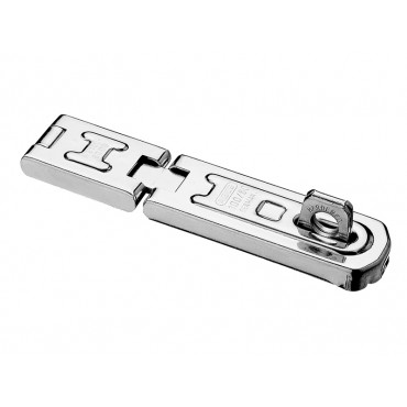 100 DG Series Hinged Hasp & Staples