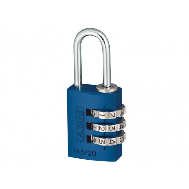 145 Series Aluminium Combination Padlocks