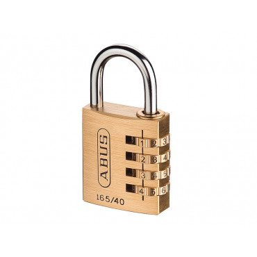 165 Series Brass Combination Padlocks