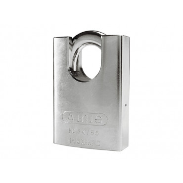 34/55 55mm Hardened Steel Padlock Close Shackle