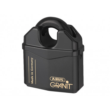 37RK/80mm Granit Plus Closed Shackle Padlocks