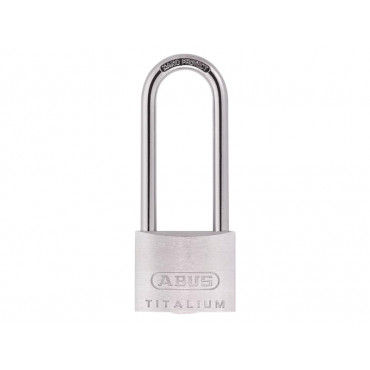 54TI 40mm Long Shackle Titalium Padlocks