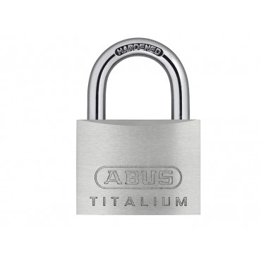 54TI 50mm Titalium Padlocks