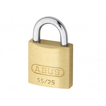 55/25 25mm Brass Padlocks