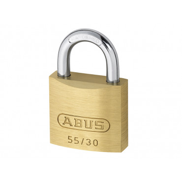 55/30 30mm Brass Padlocks