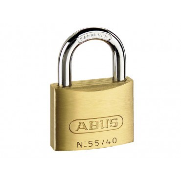 55/40 40mm Brass Padlocks